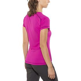 Kaikkialla Tiina SS Shirt Dame pink
